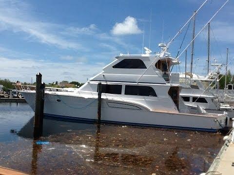 SOLD - 65 Donzi Enclosed Bridge Sportfish Boat for Sale - 1 World Yachts