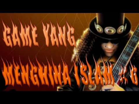 Game Yang Menghina Islam #6 (GUITAR HERO 3: LEGEND of ROCK)