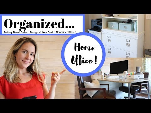 Home Office Tour 2019