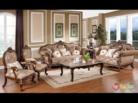 Victorian Furniture  Antique Victorian Furniture Styles   YouTube