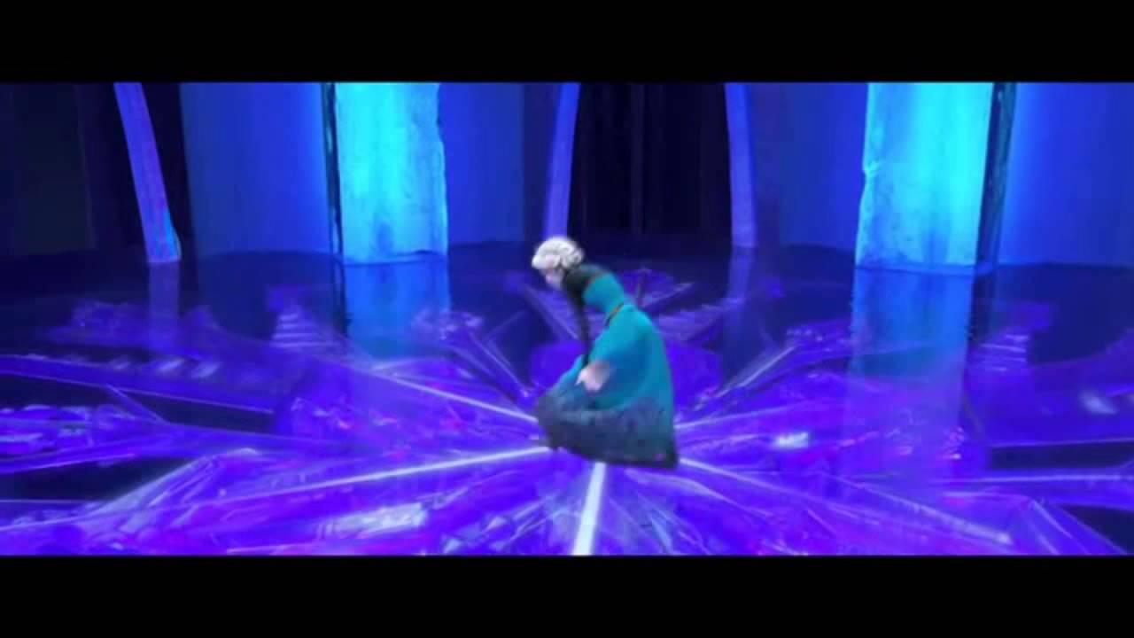 The lyrics of frozen let it go