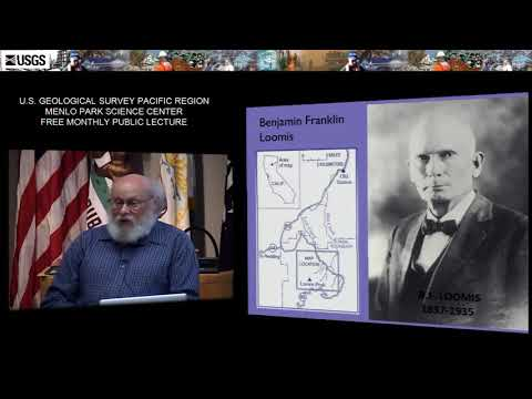 "PubTalk 04/2015 — Sight ""Fearfully Grand"" Eruptions: Lassen Peak, CA, 1914-1917"