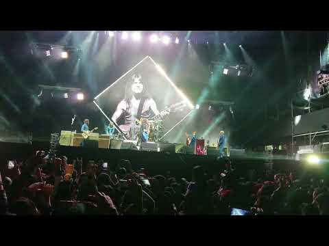 Foo Fighters - Let There Be Rock / All My Life (Live Mexico)