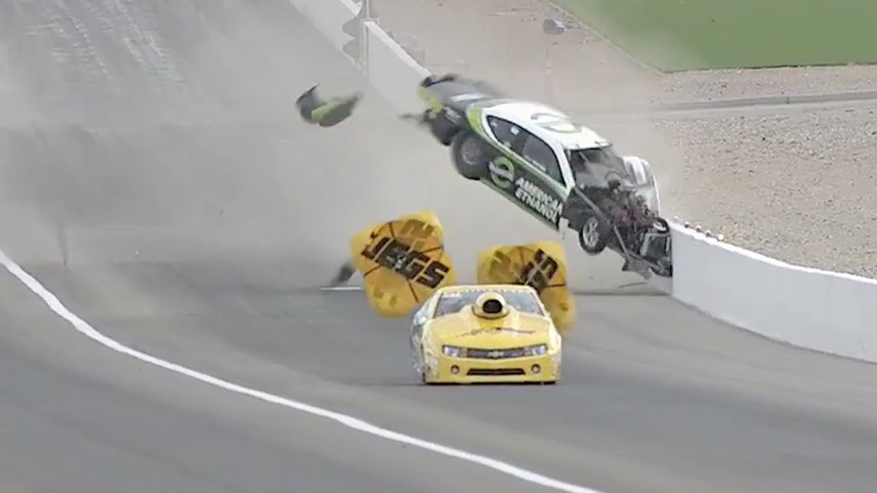 Stock Car Crash