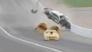 Stream Deric Kramer spectacular Pro Stock crash | NHRA Vegas. Watch ...