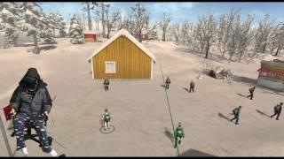 Лід озер ВР - другий вид гри (оновлення поста 11/14/2016)