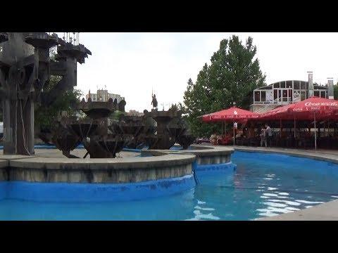 Ереван,парк Норкского Массива и памятника Гая