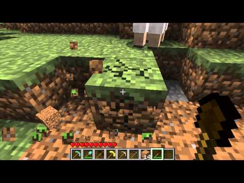 Minecraft Commercial: Zrowny's Durable Tools Mod - Stronger, Longer Lasting Tools!