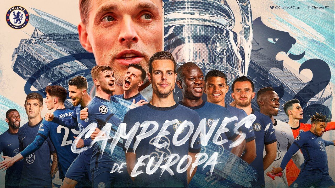 Download Chelsea Road to Champions League Final 2020/21