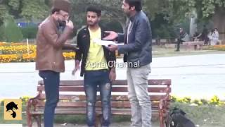 Funny letter Prank latest video  by Apna channal