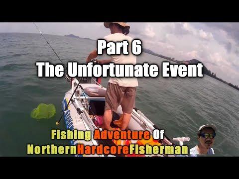 Malaysia Fishing Trip Series Part 6: The Unfortunate Event | FishingAdvNHF