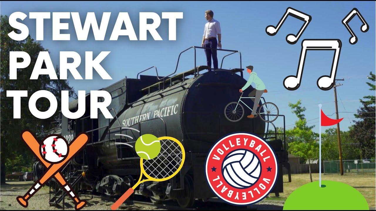 🔴 Stewart Park | Things To Do In Roseburg Oregon (Guided Tour!)