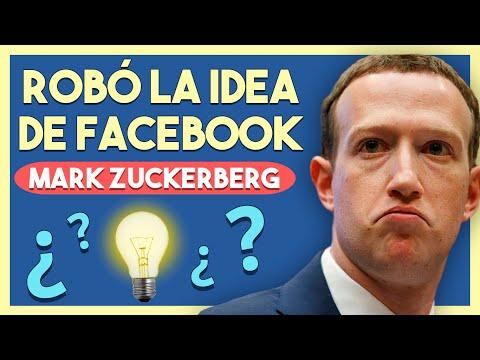 🤔 ¿Quién tuvo la idea de Facebook?  | Biografía Mark Zuckerberg