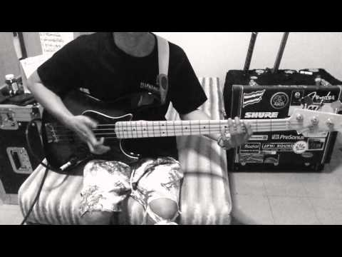 The 1975 - Settle Down /// Bass Cover