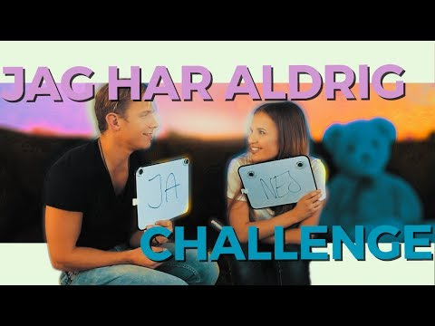 Jag har aldrig | Challenge