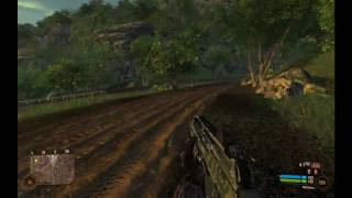 Crysis: Warhead - gameplay