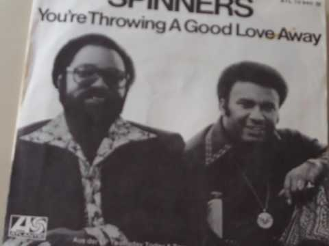 You're Throwing A Good Love Away - Detroit Spinners