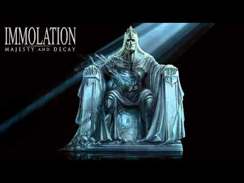 IMMOLATION The Rapture Of Ghosts