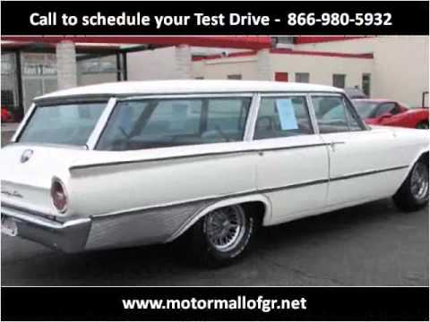1961 ford country squire used cars grand rapids mi youtube for Used car motor mall gr