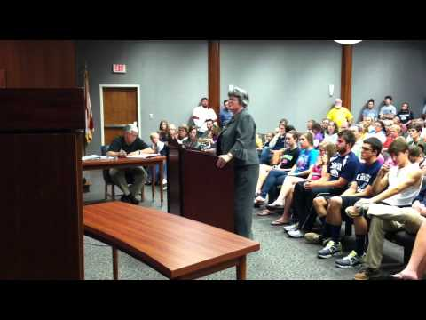 Cullman Christian School loses appeal Part 4