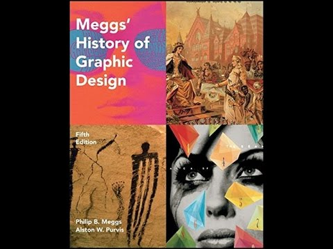 Pdf Meggs History Of Graphic Design Youtube