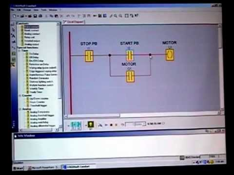 Siemens LogoSoft PLC Basics Lecture - Dunwoody College of Technology