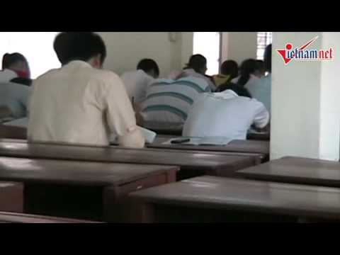 Sinh viên học thế này mà đòi thành tài ư! wWw.NhOcIuNet.Com