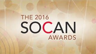 Gary Slaight - Special Achievement Award 2016, SOCAN