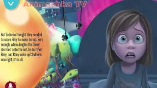 inside out movie official storybook deluxe animshka tv bedtime story for kids