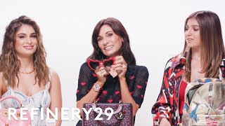 The Cast Of My Unorthodox Life Spill Their Bags | Spill It | Refinery29