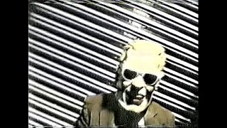 1987 Max Headroom / Dr Who Chicago WTTW Pirate Broadcast Signal Intrusion Doctor