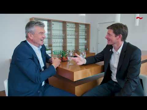 Energie Talk mit Oliver Glasner und Werner Steinecker