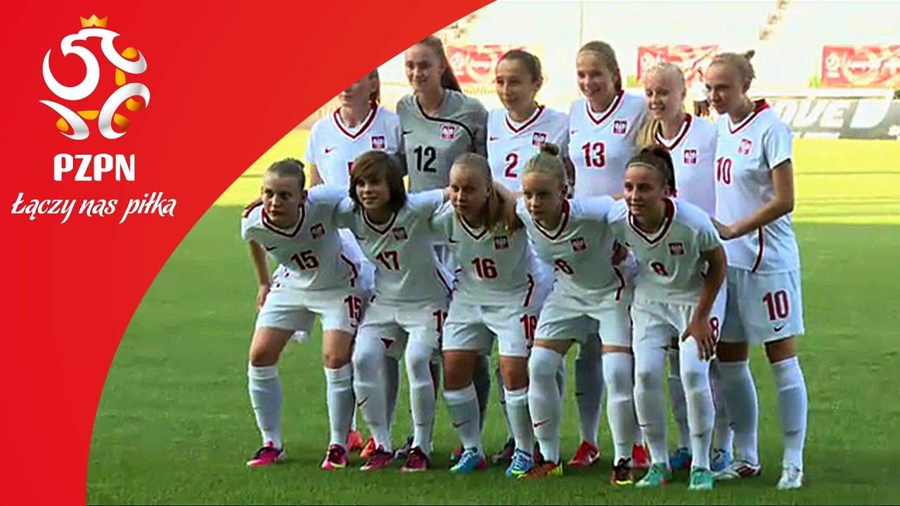 f80d36ff5 Reprezentacja Polski U-17 Kobiet - Reprezentacja Dziennikarzy. Łączy nas  piłka
