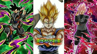 WTF!? Dokkan Battle Transforming Black Summons