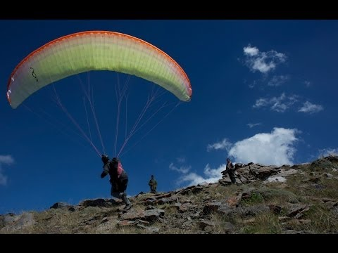Tajikistan Paragliding Vol Bivouac