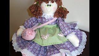 Куклы из ткани лучшие модели