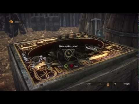 Gamermd83's How to Play The Witcher 2: Mini Games & Tips (Xbox 360) Part 10