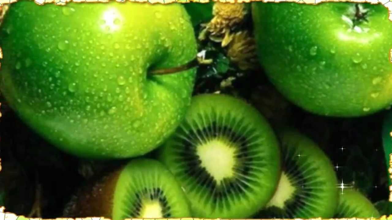 Зеленый цвет-цвет жизни - YouTube