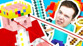 DanTDM & Technoblade Play MINECRAFT!