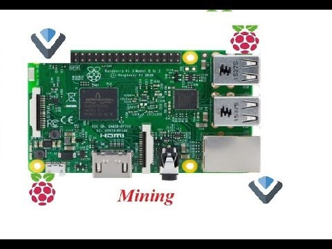 How To Crypto Mine With Your  Raspberry Pi 3 (35$ Miner)