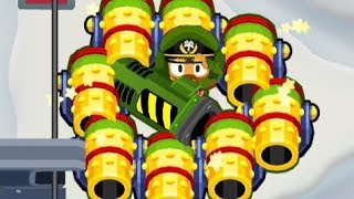 Bloons TD 6 - CHIMPS - Alpine Run - Easy Strategy