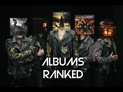 Ranking Every Black Veil Brides Song Worst To Best