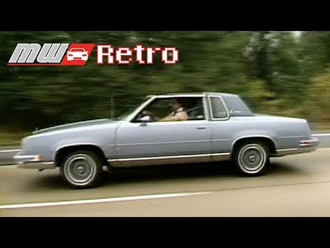 MotorWeek | Retro Review: '84 Oldsmobile Cutl Supreme - YouTube