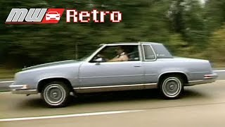 1984 Oldsmobile Cutlass Supreme | Retro Review