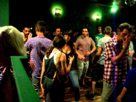 Calypso Club, Valencia Spain 4 AM 9 July 2011