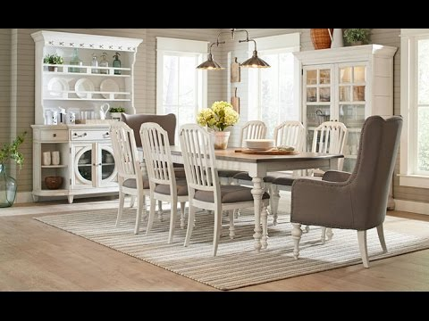 Hancock Park Dining Room Collection By Magnussen Furniture