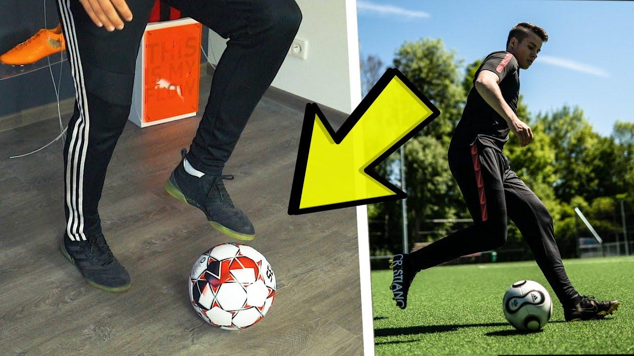 Fußball Technik Training