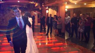 Свадебный танец. Свадебное танго. Страстное танго. Москва