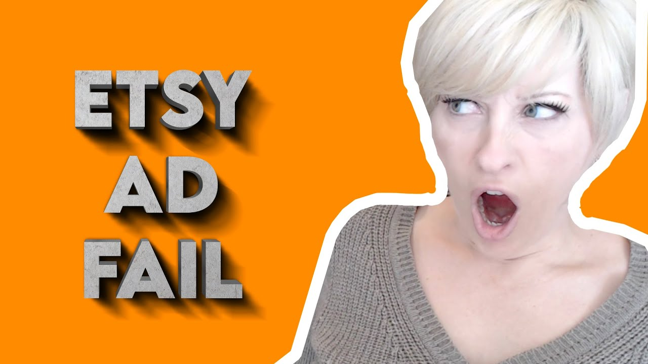 Renae Reacts to Etsy Offsite Ads Rant - Etsy Shop 2020