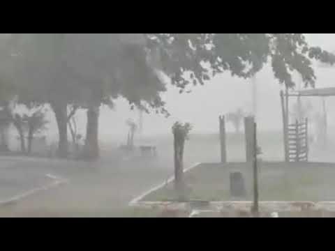 Veja video , chuva de granizo em  Campo Maior - PI.